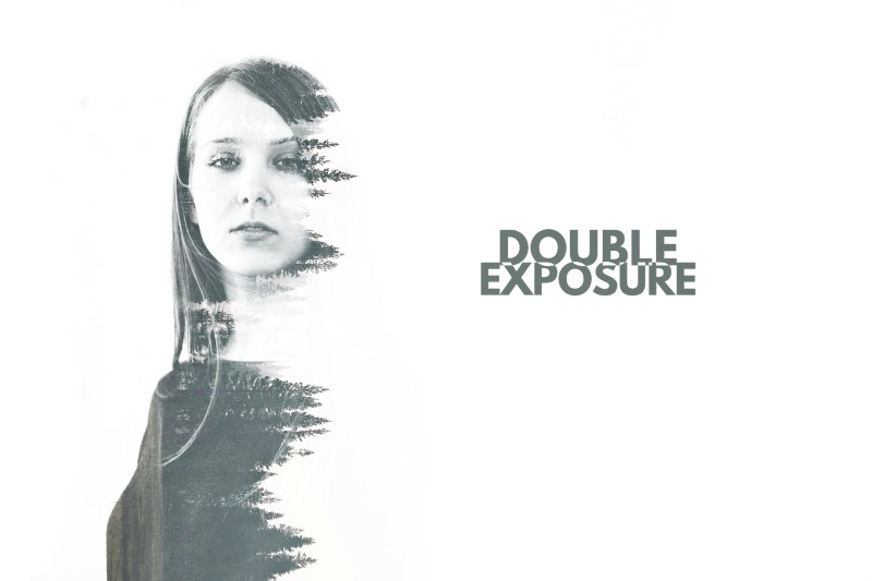 How to Create Double Exposure Effect Tutorial in Photoshop after