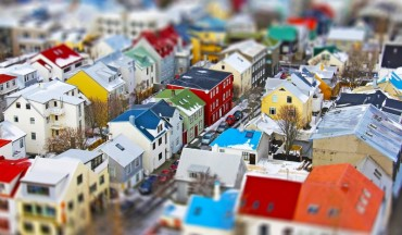 Miniature Faking or Tilt Shift Lens Effect after photoshop