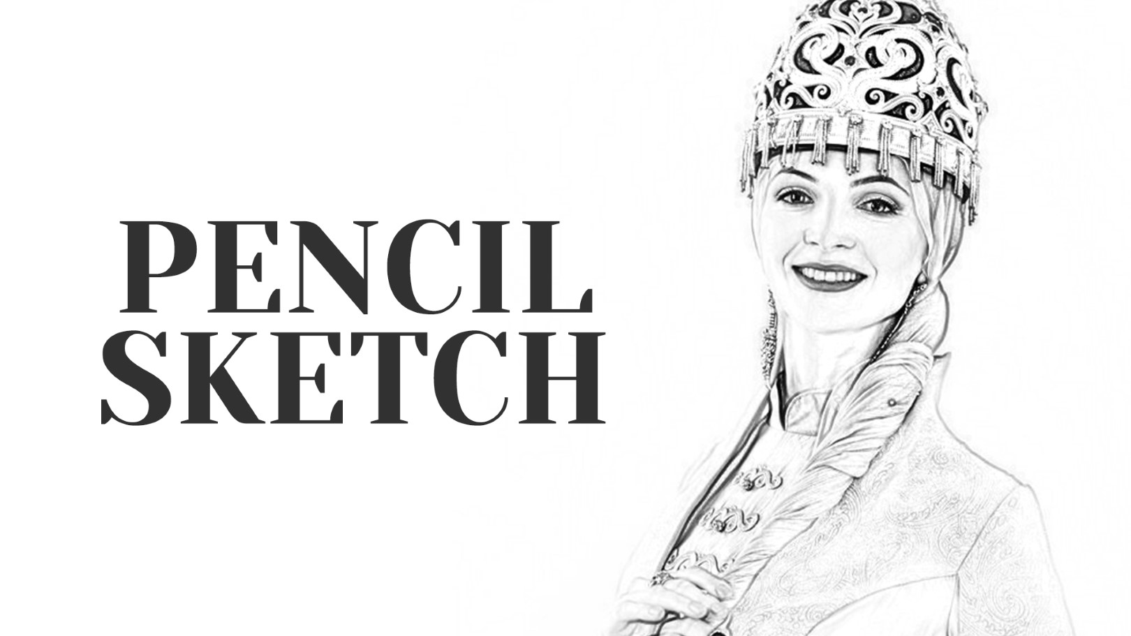 Pencil Sketch Vs Camera Photo Effect Photoshop Action Download