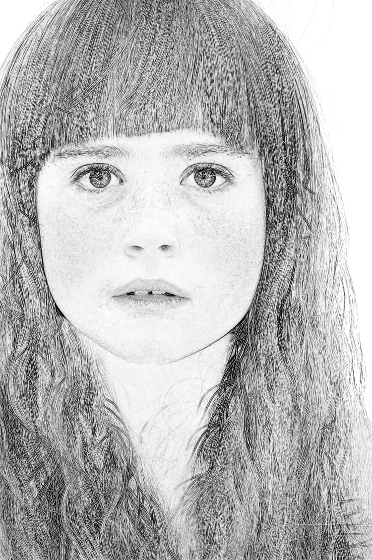 Pencil Sketch Photoshop Download