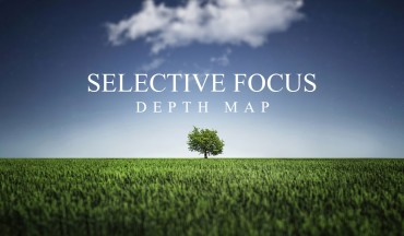How to Create Depth Map - Selective Focus in Photoshop Tutorial