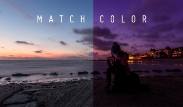 How to Match Color for Composition in Photoshop Tutorial