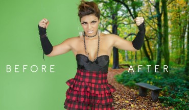 How to Remove Green Screen or Chroma Key Background in Photoshop