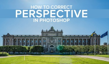 How to Repair or Correct Perspective Keystoning Problem in Photoshop