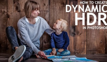 How to Create Dynamic HDR Photos in Photoshop with Camera Raw Filter