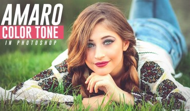 How to Create Instagram Amaro Color Effect in Photoshop