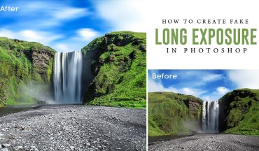 How to Create Fake Long Exposure in Photoshop