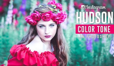 How to Create Instagram Hudson Color Effect in Photoshop