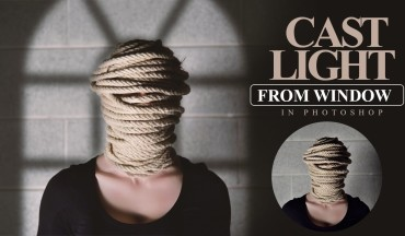 Photoshop Tutorial - Cast Realistic Light Effect From A Window