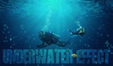 Underwater Effect Manipulation - Photoshop Tutorial