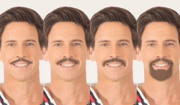 How to Create Beards & Moustaches in Photoshop