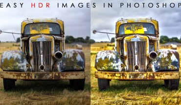 How to Enhance Photos Easily with HDR Toning in Photoshop