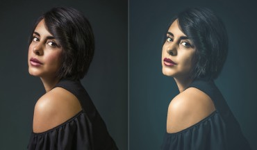 Color Grade and Stylize Studio Portraits in Photoshop & Lightroom