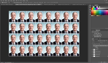 How to Create Passport Size Studio Photos in Photoshop
