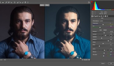 Color Correction One Click Photoshop Action Download - PSDesire