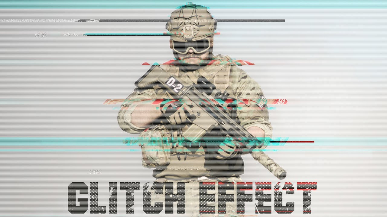 How to Add Glitch Effect to Photos in Photoshop