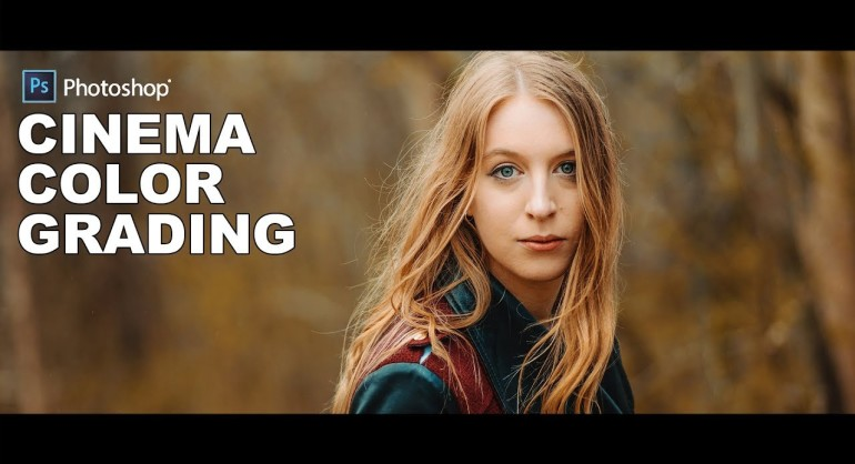 How to Apply Cinema Color Grading to Photos in Photoshop