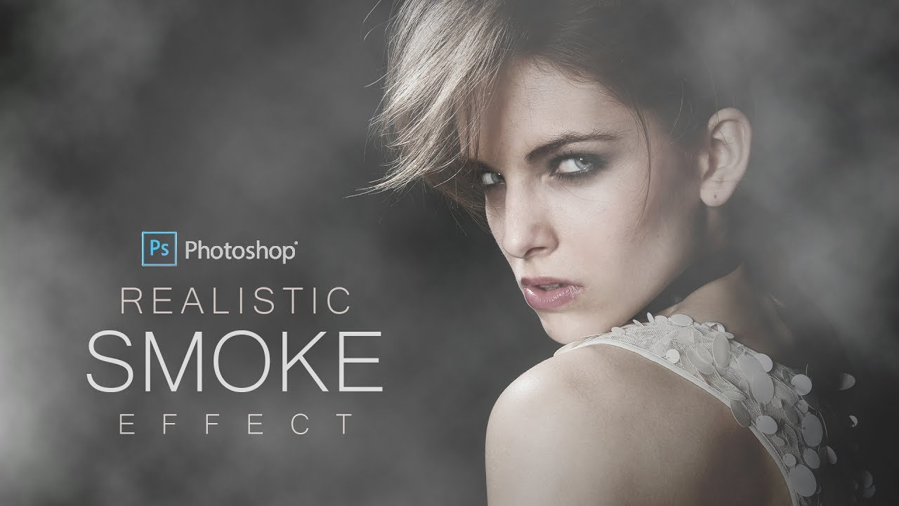 How to Create Realistic Smoke Effect in Photoshop