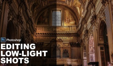 How to Post-Processing a Low Light Photos in Photoshop