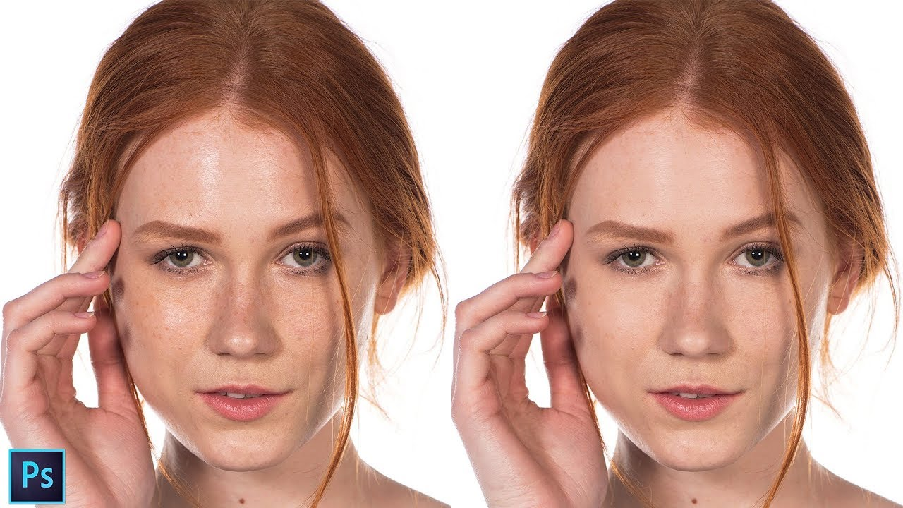 Retouching tutorials for beginners pros page 2 of 9 psdesire how to fix shiny oily skin using brush tool in photoshop in this photoshop retouching tutorial baditri Image collections