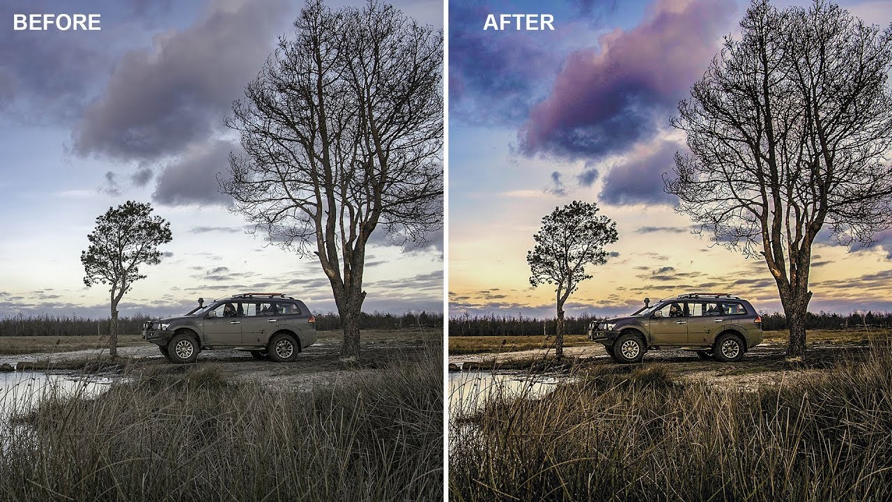 Manual Exposure Stacking: Create Amazing and Vibrant Landscapes in Photoshop