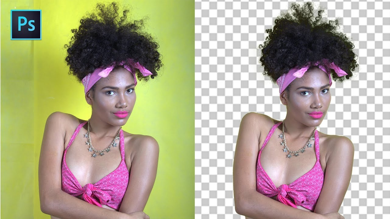 Photoshop Quick Tip: Cut Out Subject from Background in 3 Easy Steps