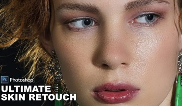 Ultimate Skin Retouch Technique in Photoshop - High End Model Look Like