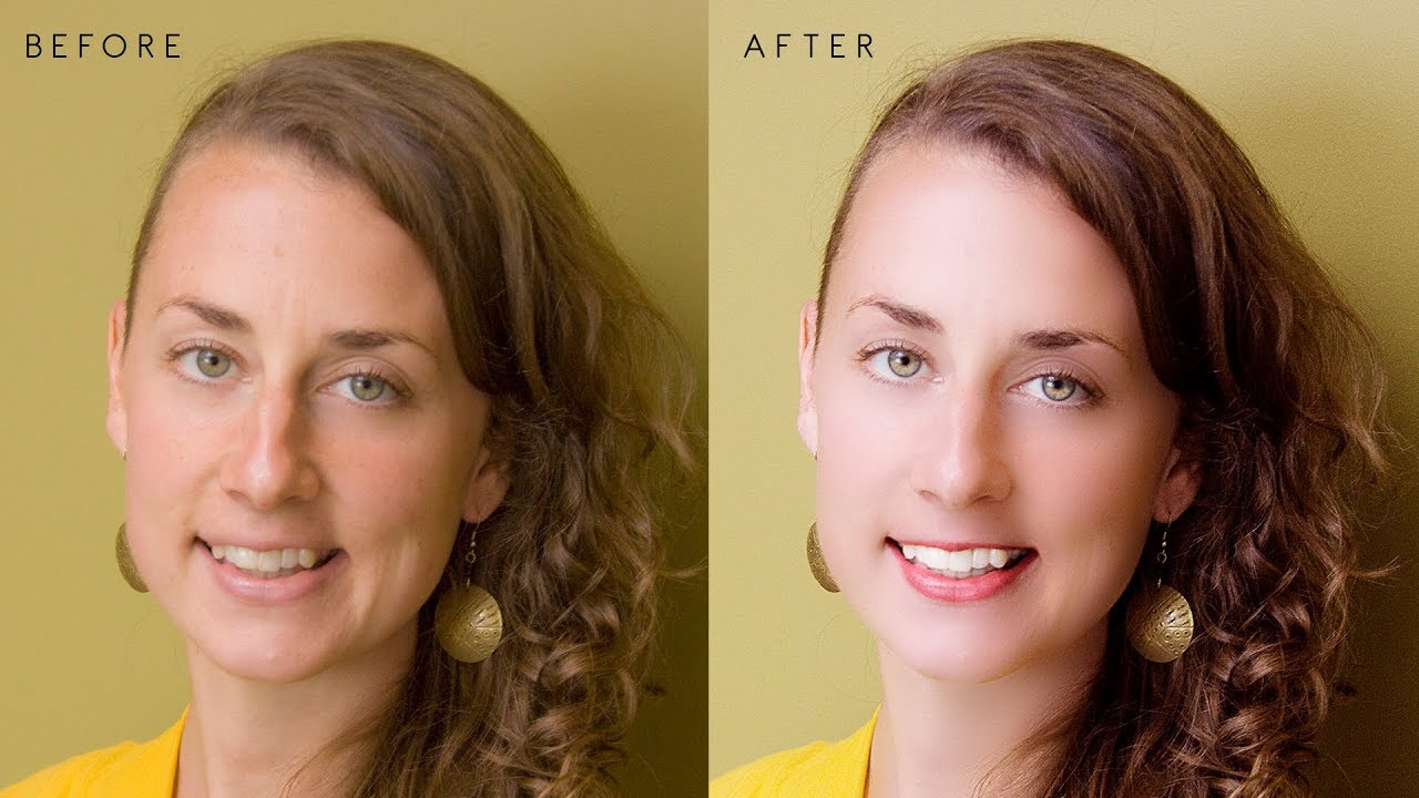 How to Achieve High Fashion Natural Looking Skin in Photoshop