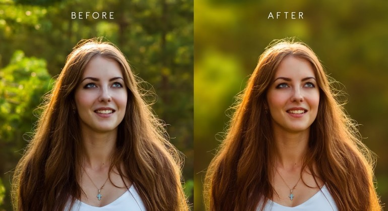 How to Blur Photo Background Like Costly Lens in Photoshop