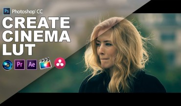 How to Create Cinematic Blockbuster Film Lut in Photoshop