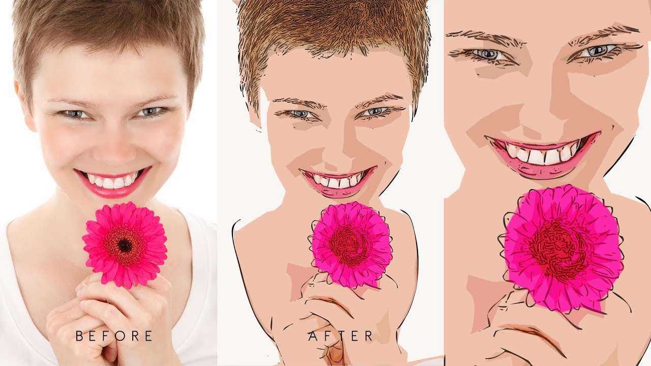 Line Art Effect Photoshop Tutorial : Photo effects tutorials for beginners pros page of psdesire
