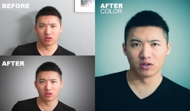 How to Remove Background Shadows in Photoshop Using Apply Image