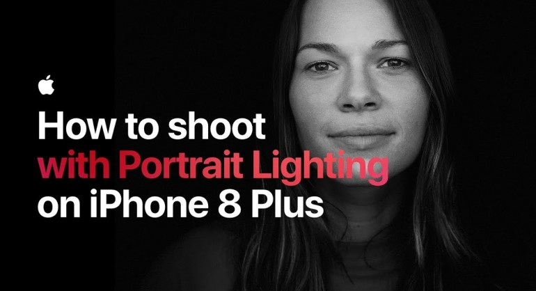 How to Shoot iPhone 8 Plus Portrait Lighting Tutorial