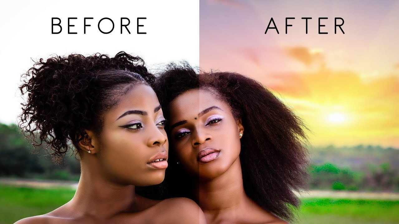 How to Change Boring Over Blown Sky Easily in Photoshop