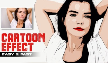 How to Change Photos to Vector Cartoon Easily in Photoshop Without Pen Tool
