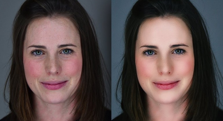 Simple Skin Retouching Trick For Amazing Portraits in Photoshop