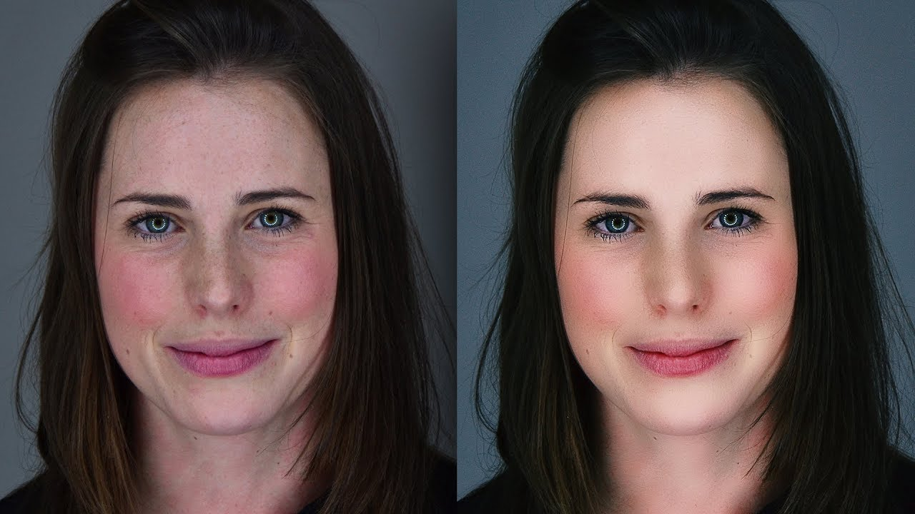 simple skin retouching trick for amazing portraits in photoshop psdesire
