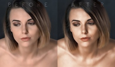 Smart Dodge and Burn Using Apply Image in Photoshop - Easy & Fast Trick