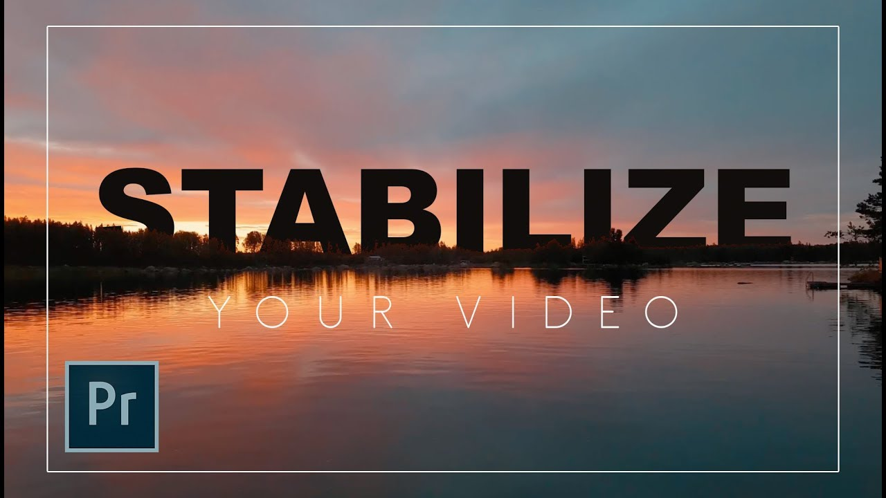 How to Stabilize Handheld Shaky Footage in Premiere Pro with Just 1 Click