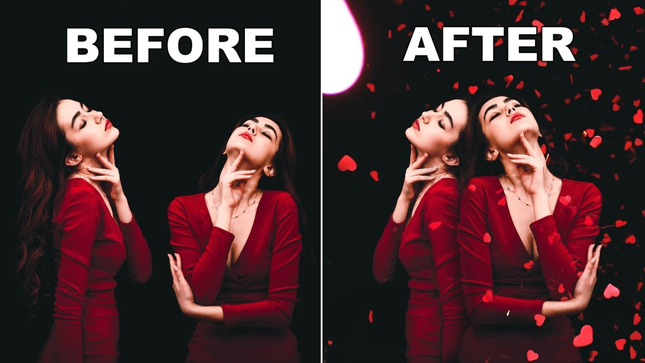 Blend Multiple Photos in Photoshop - Trick Photography Ideas - Clone or Multiplicity Yourself