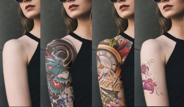 How to Add Realistic Tattoo to a Person Arm in Photoshop