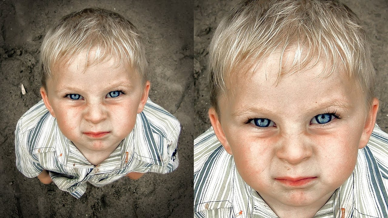 Intense Portrait Photography Editing - Create Impactful Look in Photoshop