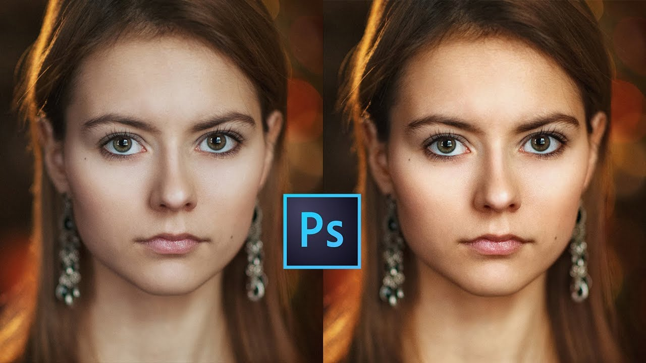 Quick Technique for Skin Tones using Color Dodge and Burn in Photoshop