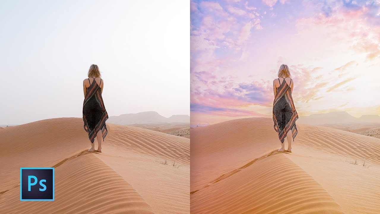 Simple Blending Trick to Create Engaging Photos in Photoshop